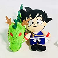 ドラゴンボール カバンに付けられるぬいぐるみ 孫悟空 神龍 シェンロン 2種セット