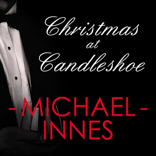 Christmas at Candleshoe cover art