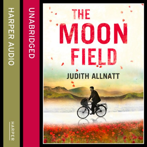 The Moon Field audiobook cover art