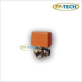 fp-Tech fp-r02-vt02 恒温阀转向器,银色