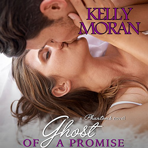Ghost of a Promise audiobook cover art