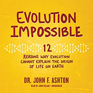 Evolution Impossible cover art