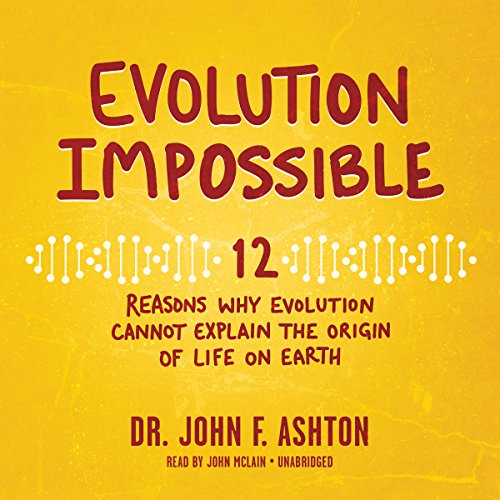 Evolution Impossible audiobook cover art