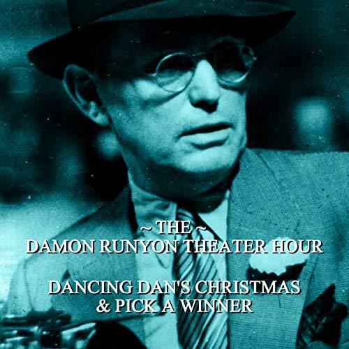 Dancing Dan's Christmas & Pick a Winner audiobook cover art