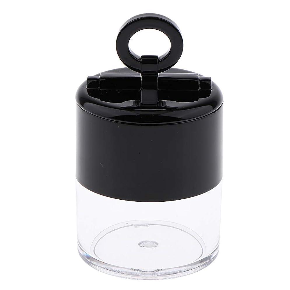 接触インフルエンザステッチCUTICATE 10g 空の化粧パウダーケース メイクアップ ルースパウダー ブラッシュケース 化粧品容器
