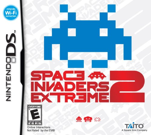 Space Invaders Extreme 2 - Nintendo DS