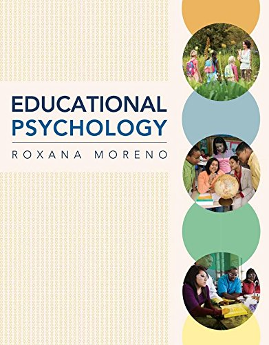 Compare Textbook Prices for Educational Psychology 1 Edition ISBN 9780471789987 by Moreno, Roxana