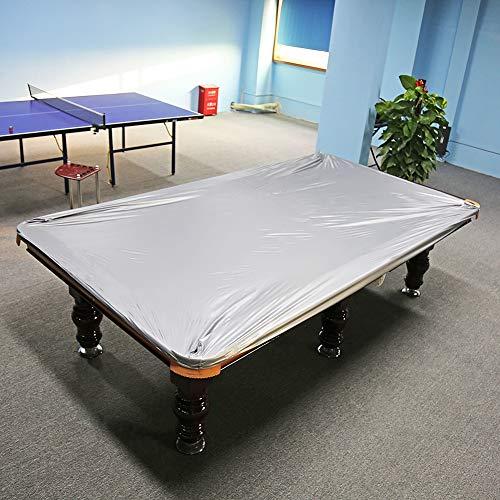 Copertura Mobili Giardino Telo di Copertura per tavoli per tavoli da Biliardo 8 ft Standard,Copertura Tavoli Biliardo Copertura Impermeabile,260 x 170cm
