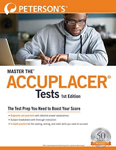 Master the™ ACCUPLACER® Tests