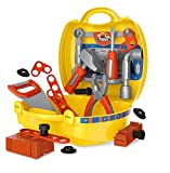 Nile Toys® Tool Set Toy with Briefcase | Construction Tools Kit Toys