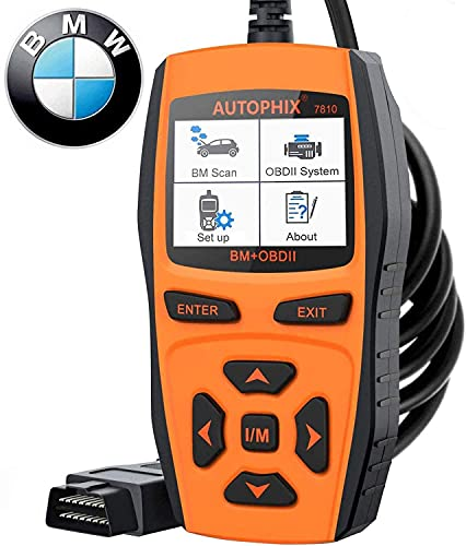 AUTOPHIX 7810 Full-Systems Scanner for BMW Group OBD2 Code Reader...