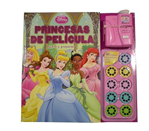 Princesas de película. Libro y proyector (PRINCESAS DISNEY)