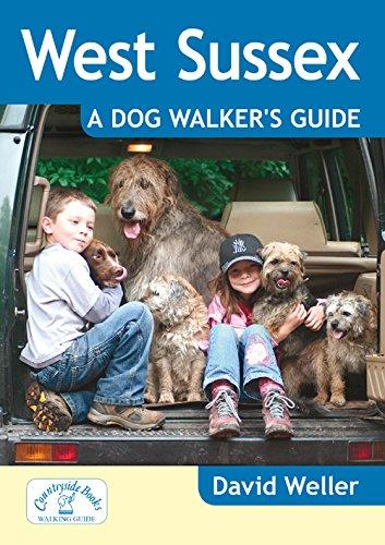 West Sussex: A Dog Walker's Guide (Dog Walks)