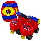 Disney Cars PlayWheels Cars Jr Skate Combo
