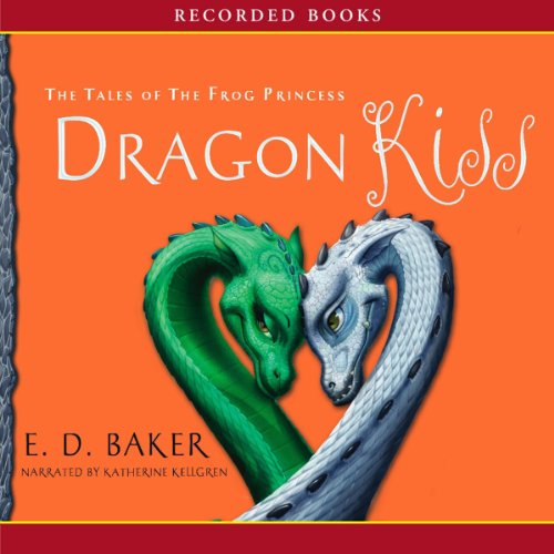 Dragon Kiss cover art