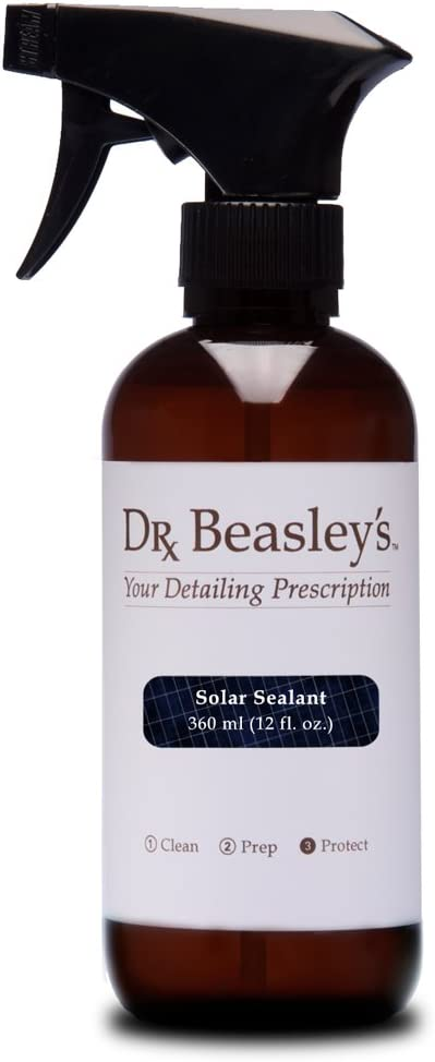 SEAL limited product Dr. Beasley's Detroit Mall Solar Sealant - Panels oz. Protects 12 from