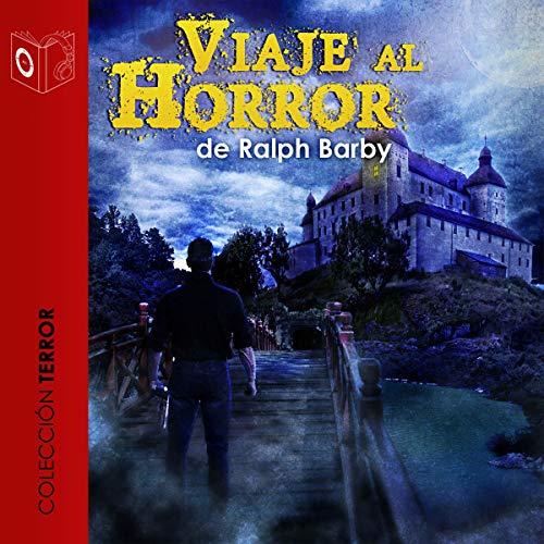 Diseño de la portada del título Viaje Al Horror