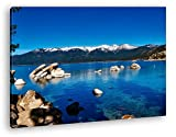 deyoli Lake Tahoe in Kalifornien Format: 100x70 als