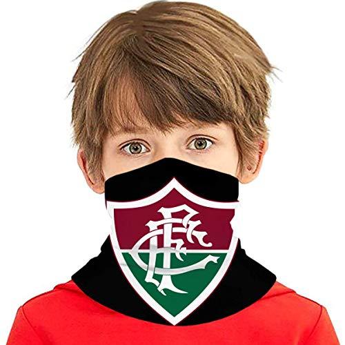 LCYYDECO Clube fluminense FC Brasil Futebol Futbol Fußballschild & Schal für UV-, Sonnen- und Staubschutz - Outdoor Head Wra