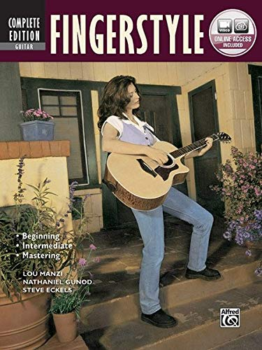 Fingerstyle Guitar Method Complete, (inkl. CD)
