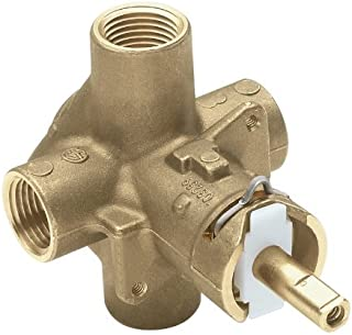 Moen 2510 Monticello PosiTemp Pressure Balancing Shower Valve, 1/2-Inch IPS (Renewed)