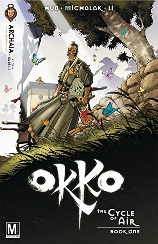 Okko: The Cycle of Air #1 (of 4) (Okko Vol. 3: The Cycle of Air) (English Edition)