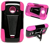 TSTAND Pink Phone Case Cover for ZTE Zinger/Prelude 2 / Salem / Z667T Z667G Z667