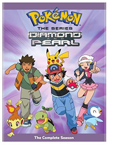 Pokemon The Series: Diamond and Pearl The Complete Season (DVD)
