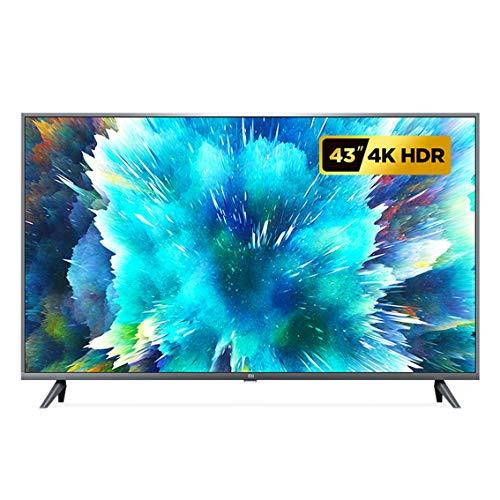 "Xiaomi Mi LED TV 4S 109,2 cm (43"") 4K Ultra HD Smart TV WiFi Negro LED TV 4S, 109,2 cm (43""), 3840 x 2160 Pixeles, LED, Smart TV, WiFi, Negro"