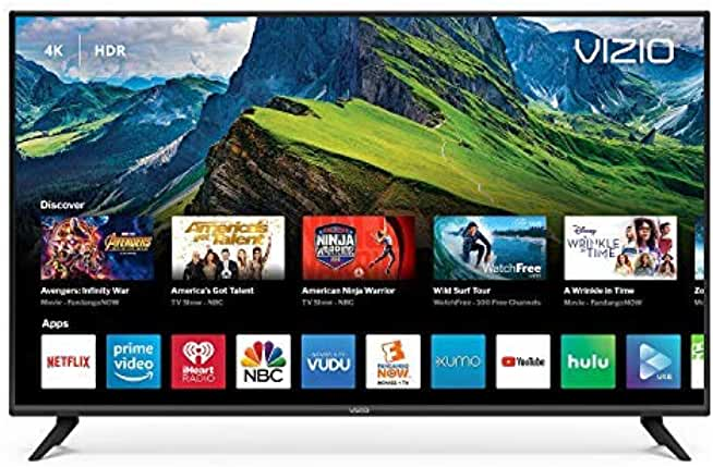 "Vizio V-Series 50"" 4K Smart LED UHDTV + $75.00 GC"