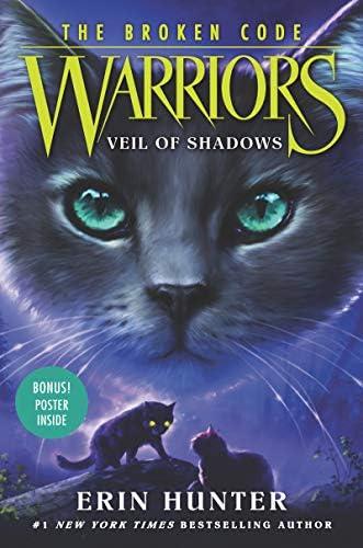 Warriors The Broken Code 3 Veil of Shadows product image