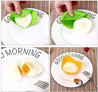 Aalborg125 Pancake Rings 2Pcs/Lot Silicone Egg Poacher Poaching Pods Egg Mold Bowl Rings Cooker Boiler Kitchen Cooking Tools Pancake Maker