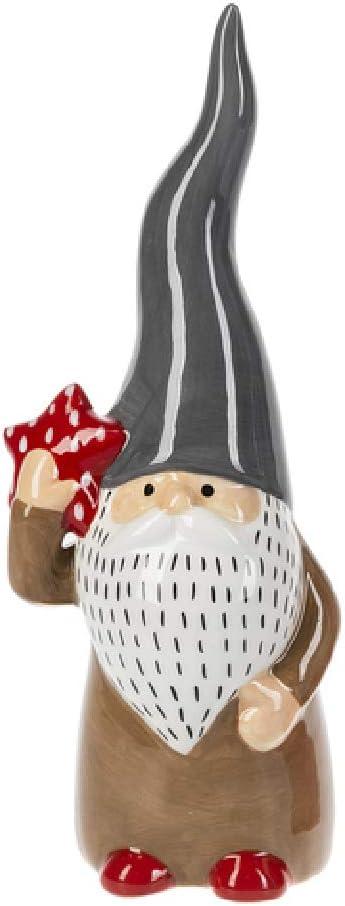 High material MMS Gifts Gnome Decor Garden Great interest Decoration Swedish Ceramic Figurine