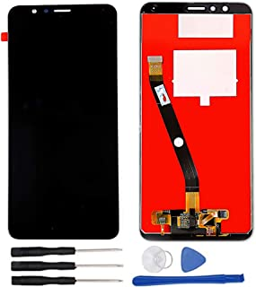 soliocial Assembly for Huawei Honor 7X / Huawei Mate SE BND-TL10 BND-AL10 BND-L21 BND-L22 BND-L24 (with Honor Logo) Replacement LCD Display Touch Screen Digitizer Black