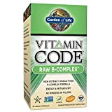 Garden of Life B Vitamin - Vitamin Code Raw B Complex Whole Food...