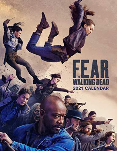 Fear the Walking Dead 2021 Calendar