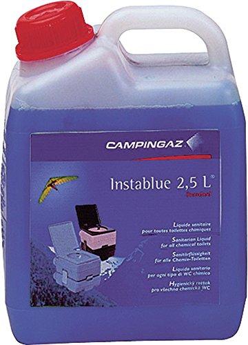 Relags Campingaz Instablue Standard für Chemietoiletten Sanitärflüssigkeit, blau, 2.5 Liter