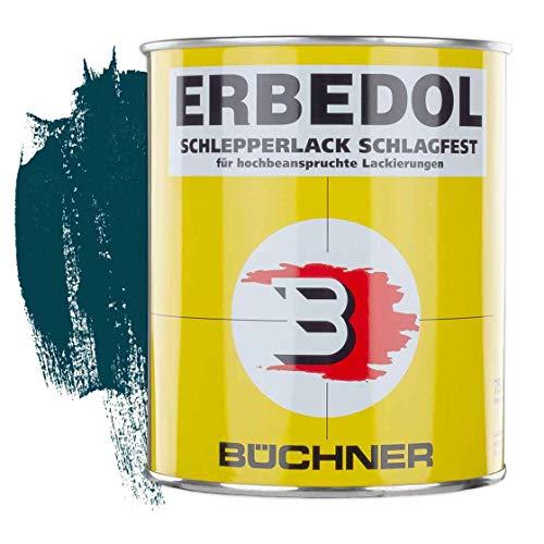 Schlepperlack | HANOMAG-BLAU | 0,75 l | restaurieren | Traktor | lackieren | Farbe | Trecker | Frontlader | Lack | Lackierung | Farbton | schnelltrocknend | deckend
