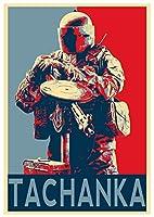 映画シリーズポスターRainbow Six Tachanka レインボーシックスタチャンカ ポスター A3サイズ(42x30cm)、素晴らしい室内装飾品