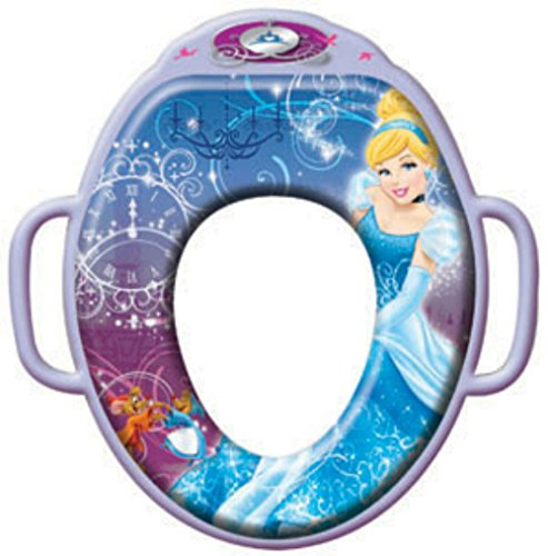 The First Years Disney Princess Soft Trainer Seat