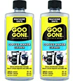 Goo Gone Coffee Maker Cleaner, 2 Pack 8 Fluid Ounce