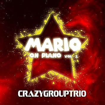 Mario: On Piano, Vol. 1