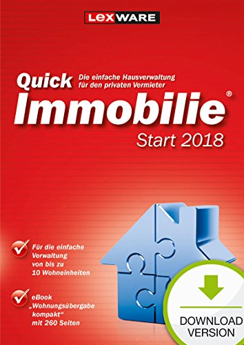 Quickimmobilie Start 2018 [PC Download]