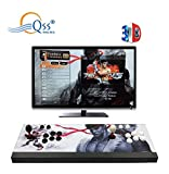 QSs-Ⓡ Consola de Juegos 3D Pandora's Box Arcade 2515 Juegos Retro HD Video...