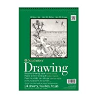 Strathmore Recycled Drawing Spiral Paper Pad 14X17-24 Sheets by Strathmore