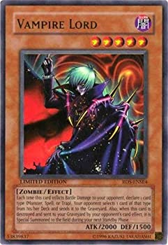 Yu-Gi-Oh! - Vampire Lord  RDS-ENSE4  - Rise of Destiny Special Edition Promos - Promo Edition - Ultra Rare
