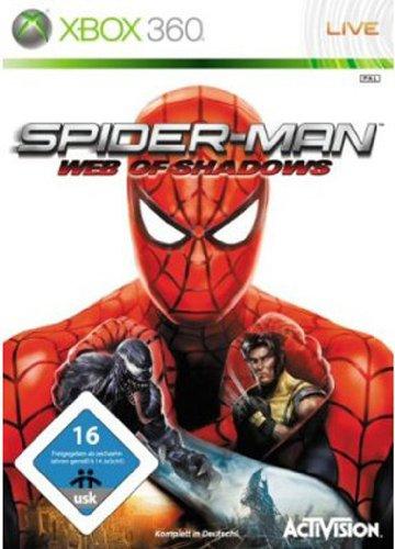 Activision  Spider-Man: Web of Shadows, Xbox 360