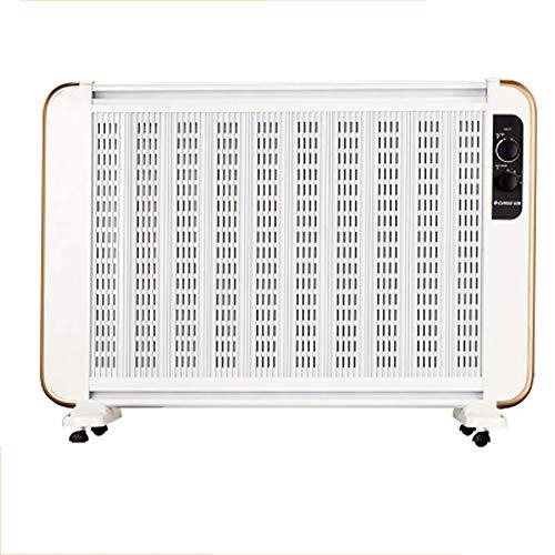 Yajun Radiador Aceite Calentador Eléctrico Portátil Ahorro De Energía Calor RáPido Calefacción...