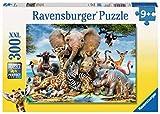 Ravensburger - Puzzle con diseño de Cachorros de Africa, 300 Piezas (13075 7)