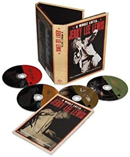 Whole Lotta Jerry Lee Lewis Box set, Import Edition by Lewis, Jerry Lee (2012) Audio CD